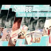 Thank you SHINee ~