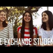 Life in the USA - The Exchange Students