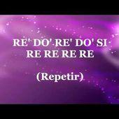 """Notas de la Canción """"Wimoweh"""" de El Rey León"""