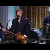 Paul McCartney and Stevie Wonder - Ebony And Ivory (Live at the White House 2010)
