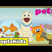 Learn About Pets - Preschool Activity