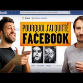 Pourquoi j'ai quitté Facebook (by Golden Moustache) - Yes I Will