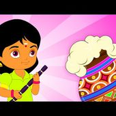 Vellai Ellam - Chellame Chellam Wishes you A Happy Pongal - Cartoon/Animated Tamil Rhymes For Kids