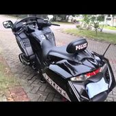 Goldwing F6B Police