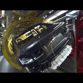 BMW F30 3-Series Factory Production Tour (1080p HD, 15:00)