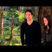 Robert/Kristen - another 'Twilight' DVD Outtakes Bloopers
