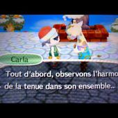 Carla la modeuse - animal crossing
