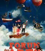 Programme Forum des Arts 2014