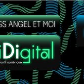 Jeudi Digital, Mon business Angel et moi le JEDI 27 avril -
