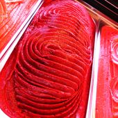 "Sorbets aux fruits rouges "" Le Club des six """