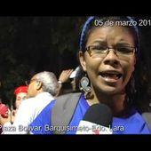 Chávez Vive, La Lucha Sigue: Sembro ideas libertarias