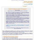 L' apprentissage du métier d'enseignant - DA n° 50, janvier 2010