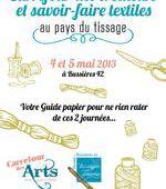 Carrefour des Createurs et Savoir-faire Textiles - Bussieres