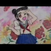 "Natsume Mito's debut music video, ""Maegami Kiri Sugita"" isn't just crazy, it's kind of insane"