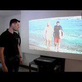 SIM2 xTV : la vidéoprojection dans les pièces à vivre