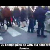 Aveu d'un policier : le gouvernement assure l'impunité des « antifas »