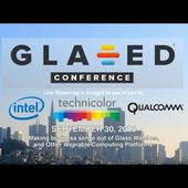GLAZED | Wearable Tech Conference [Live]