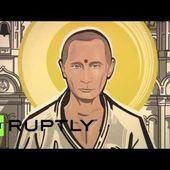 Anniversaire de Poutine: une exposition inaugurée à Moscou et à Londres