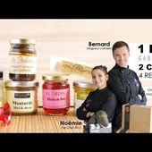 FoodizBox - La food box culinaire avec Noëmie TopChef et Bernard