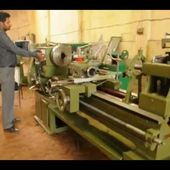 Lathe Machine Manufacturer and Exporter in India