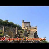 8#3.05 Légendes à Commarque - - 8. Tour de France de l'Etrange