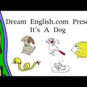 Free Kids Song MP3 Download, It's a Dog, Animal song, cat, bird, fish!