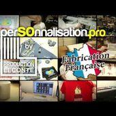 Personnalisation.pro : Accueil