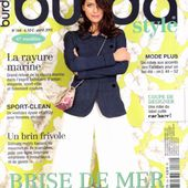 Les magazines d'avril 2015 (couture)