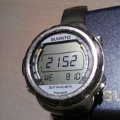 Suunto Stinger to sell - à vendre - te koop!