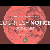 OPPT Courtesy Notice Guidelines