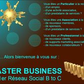 #Emploi - RH MASTER BUSINESS 3.0