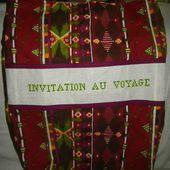 Le voyage du sac à cadeaux n°133 !! Merciiiii Coco !!!