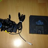 (VDS) Console pc engine core graph x