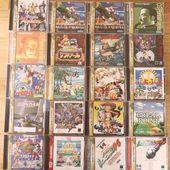 [VDS] Saturn : console Fr et jeux Jap complets !