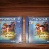 [VDS] LOT SHENMUE + SKIES OF ARCADIA