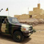 Mali : 4 morts dans une explosion - BBC Afrique