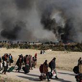 Calais 'Jungle' children with nowhere to sleep - BBC News