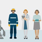 Will a robot take your job? - BBC News