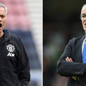 Jose Mourinho clashes are 'prehistoric' says Leicester manager Claudio Ranieri