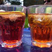 Spritz bitter et spritz dolce : la recette facile