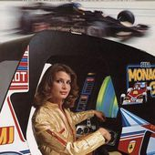 [RETROGAMING] MONACO GP / ARCADE