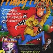 [RETROGAMING] Fruity Frank / Amstrad CPC