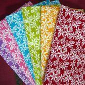 tissus - fabrics - Quilting, Patchwork & Appliqué