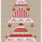 Idée de cadeau de Noël 2 - Grille gratuite - Mamilou - Le plaisir de creer et de partager