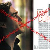 "1992/01 - ""Being at Home with Claude"" / Entrevue - ROY DUPUIS EUROPE"