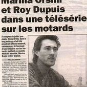 2001/09 - De la mafia aux motards - ROY DUPUIS EUROPE