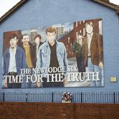 218) New Lodge road, North Belfast - muralsirlandedunord