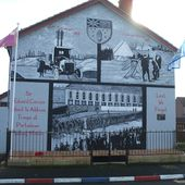 183) Edgarstown Estate, Portadown, County Armagh - muralsirlandedunord