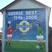 64) Brownstown Road, Portadown, Co. Armagh - muralsirlandedunord