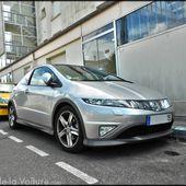 AG01 * Honda Civic VIII 1.8 i-VTEC Type S - Palais-de-la-Voiture.com